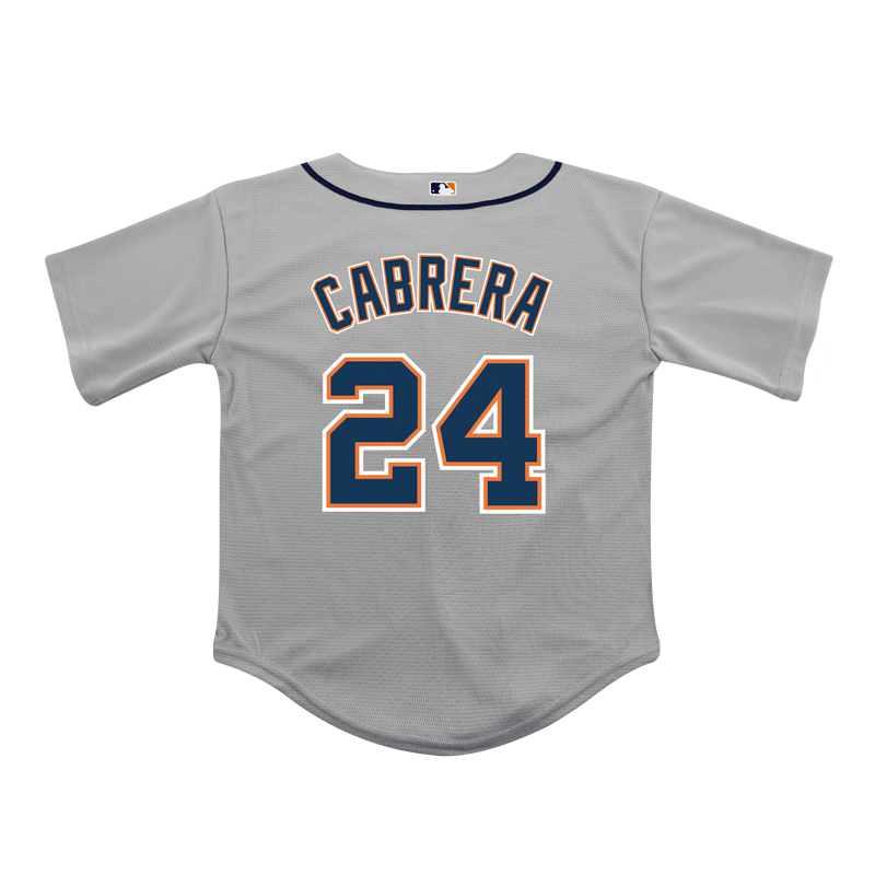 majestic toddler detroit tigers miguel cabrera cool base road jersey