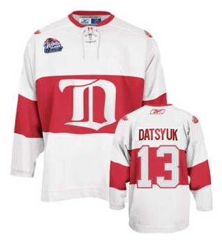 6cb7afc08 ... Reebok Mens Detroit Red Wings Pavel Datsyuk 2009 NHL Winter Classic  Premier Jersey Reebok Mens Detroit Red Wings Henrik Zetterberg ...
