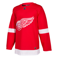 Adidas Detroit Red Wings Red Authentic Pro Jersey