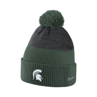 Nike Michigan State Spartans Green Newday Beanie