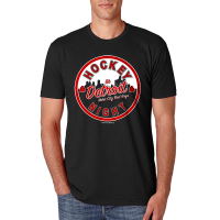 Motor City Bad Boys Black Hockey Night in Detroit Premium Crew