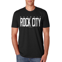 Motor City Bad Boys Black Detroit Rock City Premium Crew