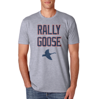 Motor City Bad Boys Heather Gray Rally Goose Premium Crew