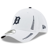 New Era Detroit Tigers White 9Forty Speed Adjustable Cap