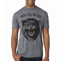 Motor City Bad Boys Premium Heather Tri-Blend Crew