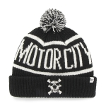 Motor City Bad Boys Calgary Cuffed Knit by '47 Brand