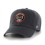 Motor City Bad Boys Navy Clean Up Adjustable Cap by '47 Brand