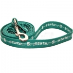 Hunter Manufacturing Michigan State University Spartans Large Dog Leash