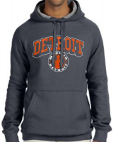 Made In Detroit Asphalt Arch Madness Hoodie