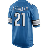 NFL Jerseys Nike - Detroit Lions - Men's Replica Jerseys