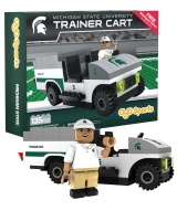 OYO Sportstoys Michigan State Spartans Trainer Cart - 1st Generation