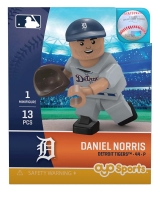 OYO Sportstoys Detroit Tigers Daniel Norris Collectible Figure - 5th Generation Limited Edition