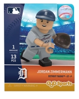 OYO Sportstoys Detroit Tigers Jordan Zimmerman Collectible Figure - 5th Generation Limited Edition