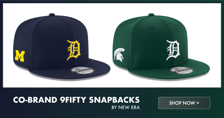 New Era Snapback Co-Brand Hats