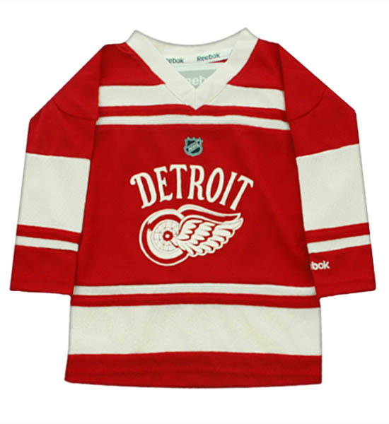 info for cf6fb 22e2a Reebok Toddler Detroit Red Wings 2014 NHL Winter Classic Jersey