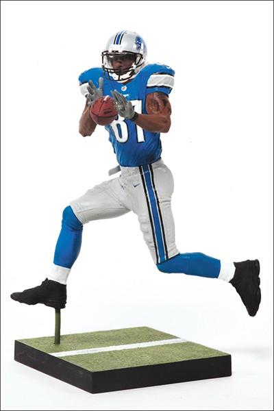 Calvin Johnson - MCFARLANE'S SPORTS PICKS: NFL FOOTBALL SERIES 30
