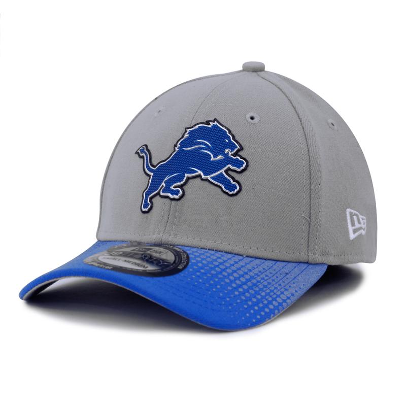 New Era Detroit Lions 39Thirty 2015 FG Draft Day Flex Cap fef6d9e57b5