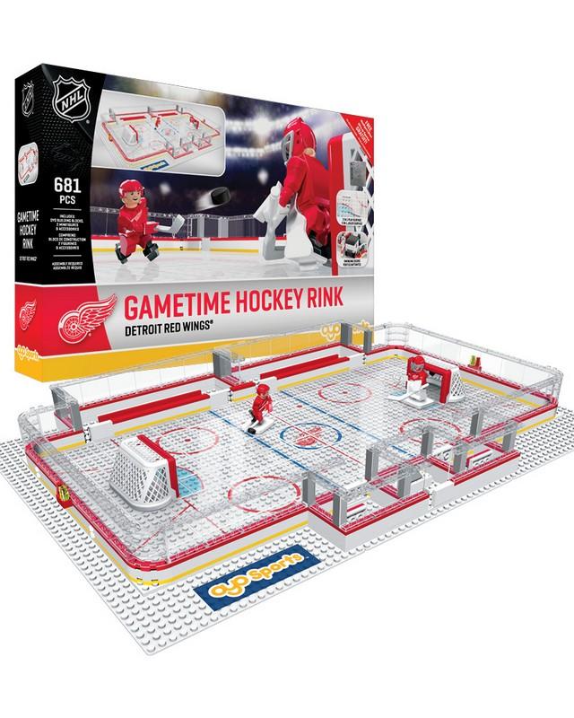 Oyo Sportstoys Detroit Red Wings Gametime Rink