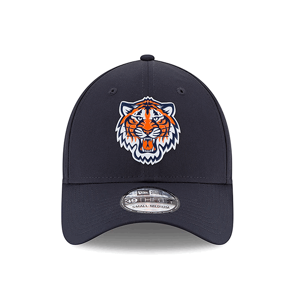 uk availability bf0a0 0a21c More images. New Era Detroit Tigers Navy 39Thirty 2018 On-Field Prolight Batting  Practice Cap