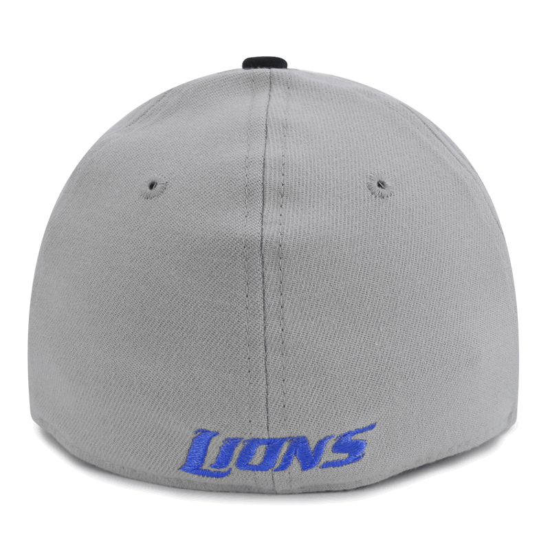 3d2beee6e91 More images. New Era Detroit Lions 39Thirty NFL 2015 Sideline Stretch Fit  Cap