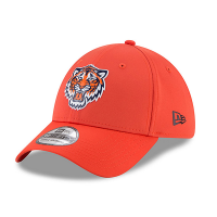 dcebe6da7877d1 New Era Detroit Tigers Orange 39Thirty On-Field Prolight Batting Practice  Cap
