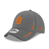 New Era Detroit Tigers Graphite 9Forty Speed Tech 2 Cap