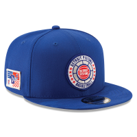 New Era Detroit Pistons Royal 9Fifty Tip Off Series Snapback Cap