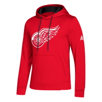 Adidas Detroit Red Wings Red Pullover Hood