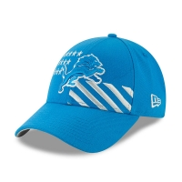 New Era Detroit Lions Blue 9Forty 2019 Draft Day Cap