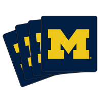 Boelter Michigan Wolverines Neoprene Coaster 4-Pack