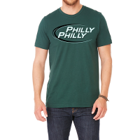 Philly Philly Forest Green Tee