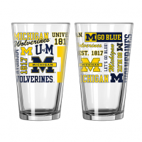 Boelter Michigan Wolveirnes Spirit Pint
