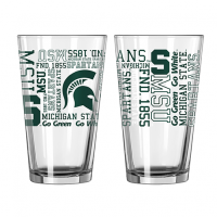 Boelter Michigan State Spartans Spirit Pint