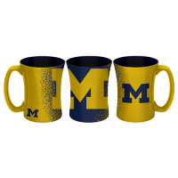 Boelter Michigan Wolverines Mocha Mug