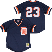 Mitchell & Ness Detroit Tigers Kirk Gibson Authentic Batting Practice Jersey