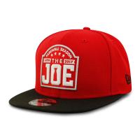 online retailer 2b244 d2fe0 New Era Detroit Red Wings Red 9Fifty Joe Louis Arena Farewell Season Jog Snapback  Cap