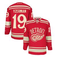 e7bc51df30c Reebok Detroit Red Wings Steve Yzerman 2014 Winter Classic Premier Jersey