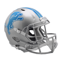 Riddell Detroit Lions Speed Full Size Replica Helmet