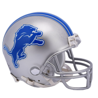 Riddell Detroit Lions Traditional VSR4 Mini Helmet