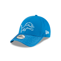 premium selection ac1dc 86302 New Era Detroit Lions Kid s Blue 9Forty Shimmer Shine ...