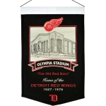 Winning Streak Detroit Red Wings Olympia Stadium Banner