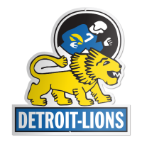 detailed look b7567 34c8a Detroit Lions - Home & Office