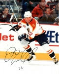 Florida Panther Dino Ciccarelli 8X10 Autographed Photo #1