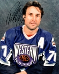Detroit Red Wing Paul Coffey 8X10 Autographed Photo #1