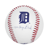 Detroit Tiger Mickey Lolich Autographed Souvenir Baseball