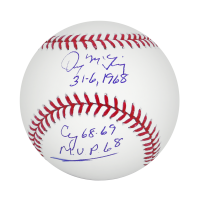 Detroit Tiger Lance Parrish Autographed Official MLB Baseball