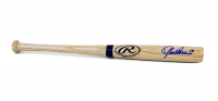 Detroit Tiger Lance Parrish Autographed Mini Bat