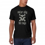 Motor City Bad Boys Black Basic Scrum Tee by '47 Brand
