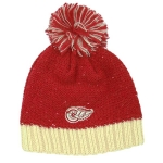 Reebok Women's Detroit Red Wings Red 2014 Winter Classic Uncuffed Knit Cap