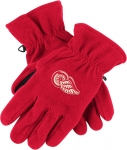 Reebok Detroit Red Wings Red 2014 Winter Classic Fleece Gloves